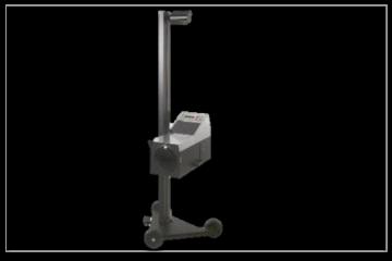 מתקן לבדיקה וכוון אורות